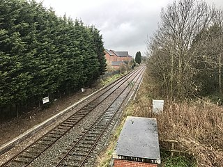 Middlewich railway station