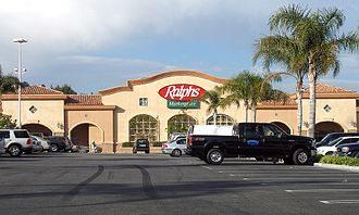 Ralphs - A Ralphs Marketplace in Porter Ranch, Los Angeles, California