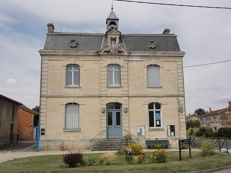 Rancourt-sur-Ornain (Meuse) mairie