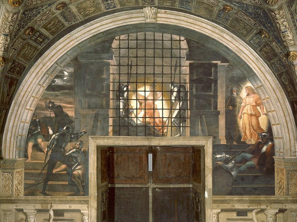 Raphael - Deliverance of Saint Peter