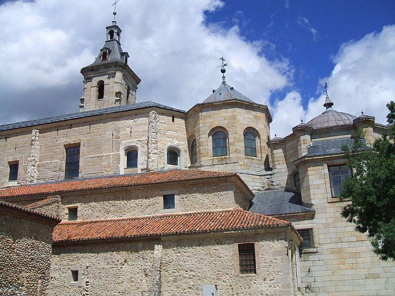 Rascafria - Monasterio de Santa Maria del Paular 04.JPG