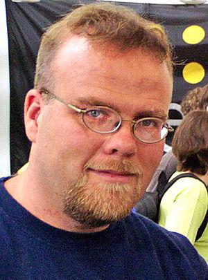 PHP - Image: Rasmus Lerdorf cropped