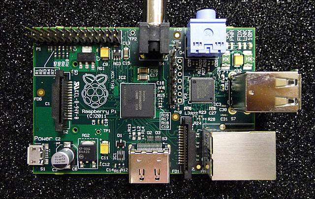 Il Plastico Modulare: Rocrail e Raspberry Pi
