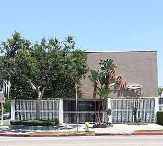 Harvard Heights, Los Angeles - The Ray Charles Memorial Library