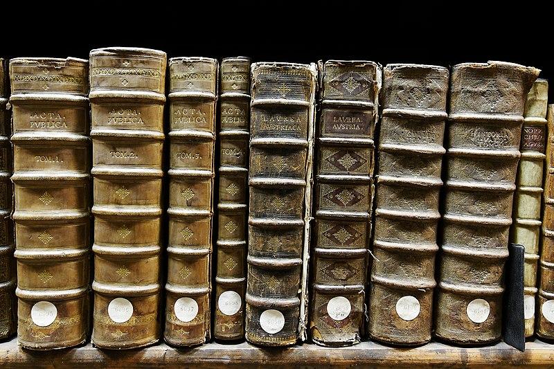 Fichier:Rayonnages Bibliotheque Mazarine Paris n2.jpg