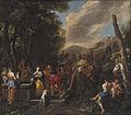 Rebekka og Eliezer ved brønden.jpg