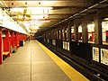 Red Line northbound platform at DTX.JPG