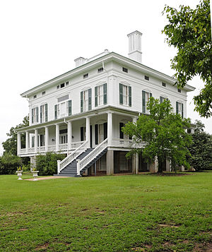 Redcliffe Plantation State Historic Site - Image: Redcliffe