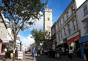 Redruth - Image: Redruth