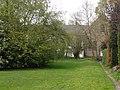 Reek (Landerd) Rijksmonument 519144 Klooster St. Elisabeth, gezien vanaf de straat.JPG