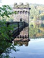 Reflection Of Derwent Dam - geograph.org.uk - 1041429.jpg