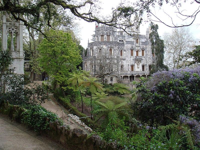Quinta da regaleira tumblr for Jardines quinta da regaleira