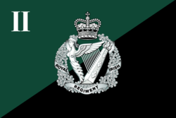 5/' x 3/' Royal Irish Regiment Flag British Army Ireland Armed Forces Banner