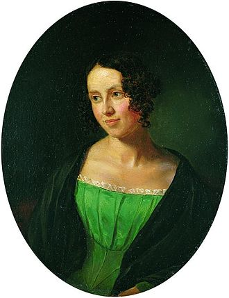 Søren Kierkegaard - Regine Olsen, a muse for Kierkegaard's writings