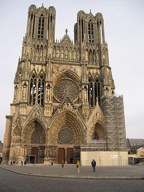 Reims – Reiseführer auf Wikivoyage