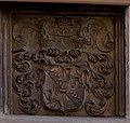Relief des Wappens, Gerichtsgasse 1 in Wolfsberg, Kärnten.jpg