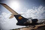 Relocation of Kish Air Tupolev Tu-154 (EP-LBR) to the Kish Island coast (15).jpg