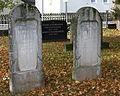 Remagen Neuer jüdischer Friedhof 17.JPG