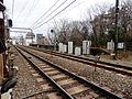 Remain of Komaba Station 2012-03-19.JPG