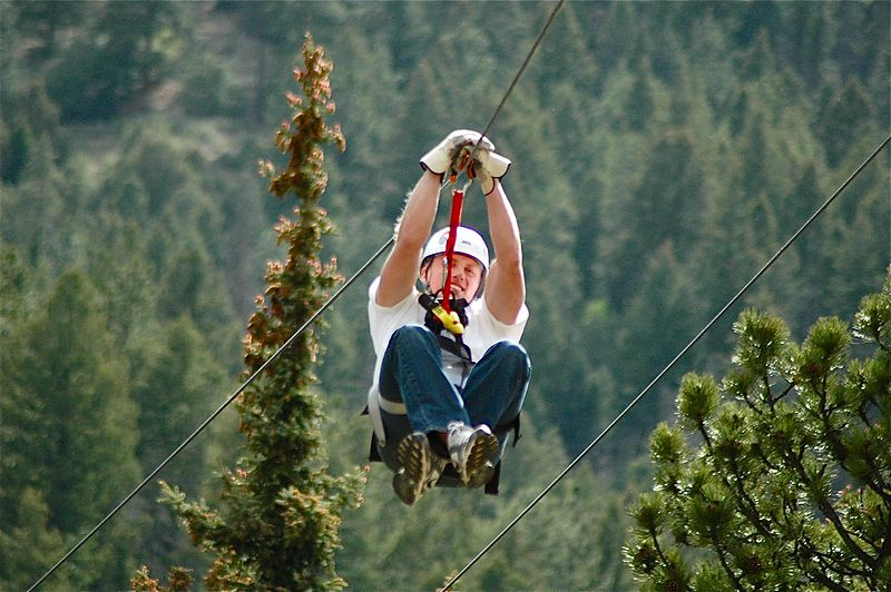 File:Remarkable Zipline Adventure, Colorado Rafting trips with CAC.jpg
