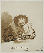 Rembrandt Portrait of Titia van Uylenburch.jpg