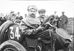 René Hanriot in his Lorraine-Dietrich at the 1912 French Grand Prix at Dieppe.jpg