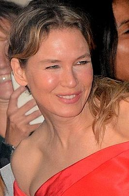 Zellweger in Parijs in 2016