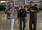 Rescued boater visits Coast Guard Air Station Clearwater, thanks aircrew who saved his life 130830-G-XO423-002.jpg