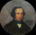 Retrato de Almeida Garrett (1881) - José Malhoa (Conservatório Nacional).png