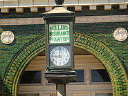 Revised photo Holland Crawford clock in Minden, LA IMG 5741