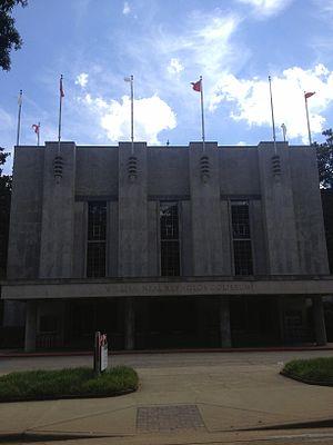 Reynolds Coliseum - Reynolds Coliseum
