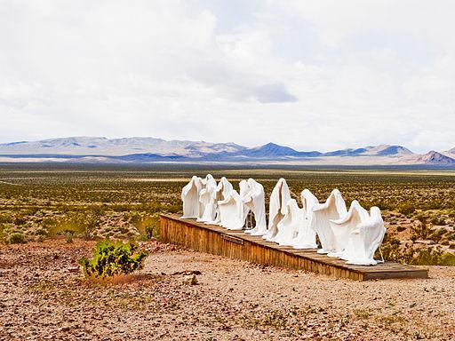 Rhyolite Sculpture