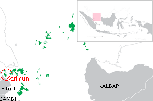 Great Karimun - Karimun