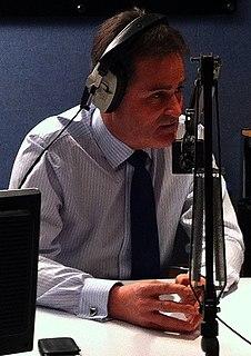 Richard Keys British television sports presenter