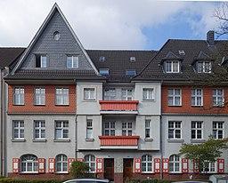 Richardstraße in Düsseldorf