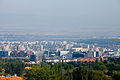 Ride with Simeonovo Cablecar to Aleko, view to Sofia 2012 PD 021.jpg