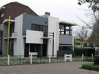 Gerrit Rietveld - Image: Rietveld Schroederhuis