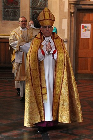Kevin Pearson (bishop) - Image: Right Rev Kevin Pearson, Bishop of Argyle and The Isles
