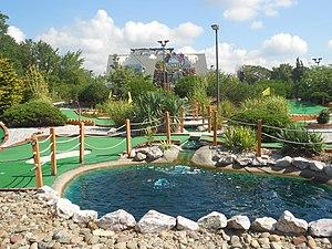 Rio Grande, New Jersey - Putt-putt golf course