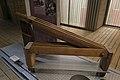 Ripo para desgranar plantas de lino, Museo del pueblo de Asturias.jpg