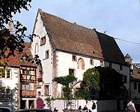 Riquewihr, Ancienne Église de pèlerinage Notre-Dame.jpg