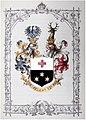 Ritterstandsdiplom - Bernstein 1879 - Wappen.jpg