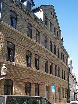 Ritterstraße in Braunschweig