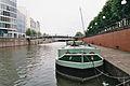 River Avon, barges & ferry landings, near Temple Back, Bristol, September 2012 Photo11 (10391911353).jpg