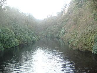 River Goyt - Image: River Goyt