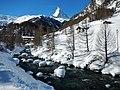 River Matter Vispa in Zermatt - panoramio.jpg