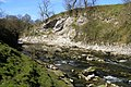 River Wharfe at Loup Scar Gorge - geograph.org.uk - 388029.jpg
