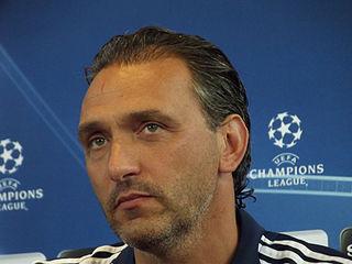 Robert Maaskant Dutch footballer and coach