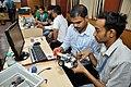 Robot Building Session - Workshop on Organising Indian and World Robot Olympiad - NCSM - Kolkata 2016-03-08 2371.JPG