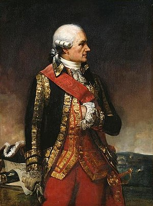 Army of the North (France) - Marshal Jean-Baptiste de Rochambeau, first commander of the Army of the North